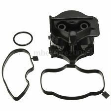 Engine Crankcase Breather Oil Filter Set For Land Rover Freelander 1 TD4 & BMW