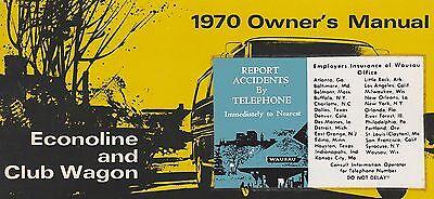 ford econoline club wagon vintage original car