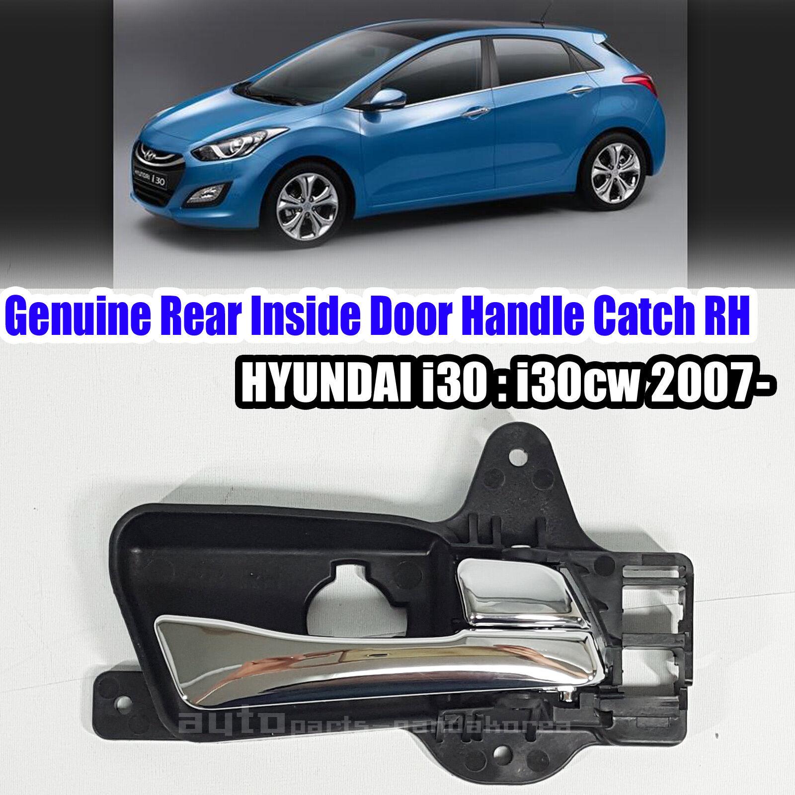 Hyundai Oem 09 12 Elantra Interior Inside Door Handle Right