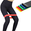 Resistance-Bands-Loop-Set-5-Legs-Exercise-Workout-CrossFit-Fitness-Yoga-Booty thumbnail 6