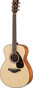 Yamaha FS800 Folk Small Body Acoustic Guitar