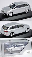 Spark 5011407613 Audi Q7 (Typ 4M, Modell 2015-), florettsilber, Minimax, 1:43