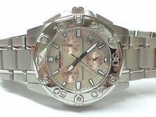 ROTARY Ladys Aqualand Chronograph ALB90033C/07 waterproof BNIB rrp £249