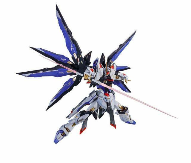 METAL BUILD Strike Freedom Gundam SOUL BLUE Ver Action Figure limited Edition