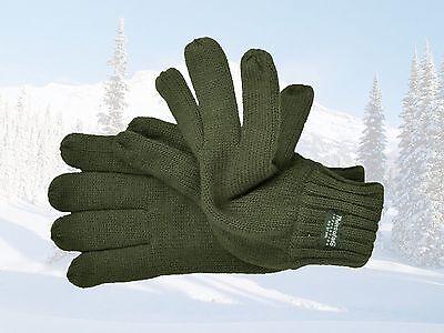 warme Fleece Jagdhandschuhe  Handschuhe griffigen Besatz von Skogen