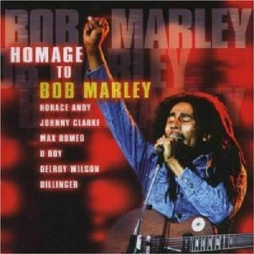 Homage To Bob Marley :Jah Stitch Glen Ricks Cornell Campbell Dennis Alcapone 2CD