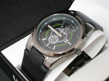 Kenneth Cole Unlisted Mens Leather Watch UL 1094