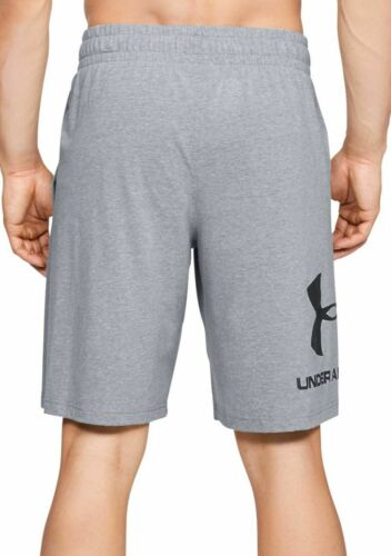 XXL//XL//Large Mens Under Armour Sportstyle Charged Cotton Graphic Shorts NWT