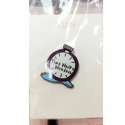 [NEW] SM TOWN x DDP SUM Artist D.I.Y Artist Zone Limited TVXQ Pin Collection II