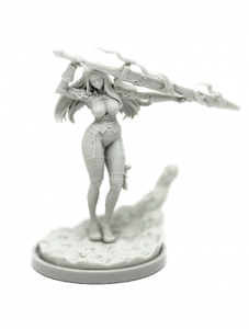 Knight-Variant-Model-Resin-Figure-for-Table-Top-Game-Kingdom-Death-32-mm