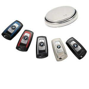 Replacement Button Battery For Bmw F30 F20 F10 X5 X3 3 Series Key Fob Remote Ebay