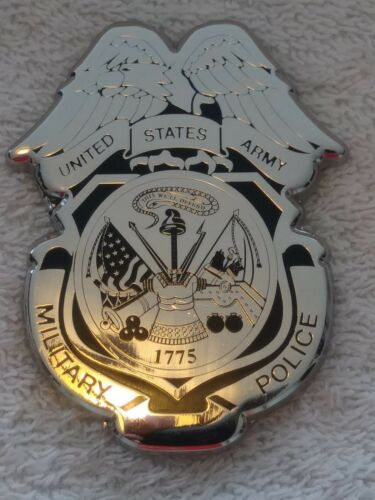 United States Army Military Police Car Emblem