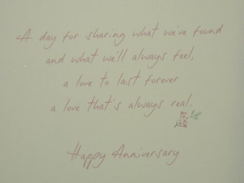 Tatty Teddy Me to You Card For My Lovely WIFE on Our Anniversary Medium