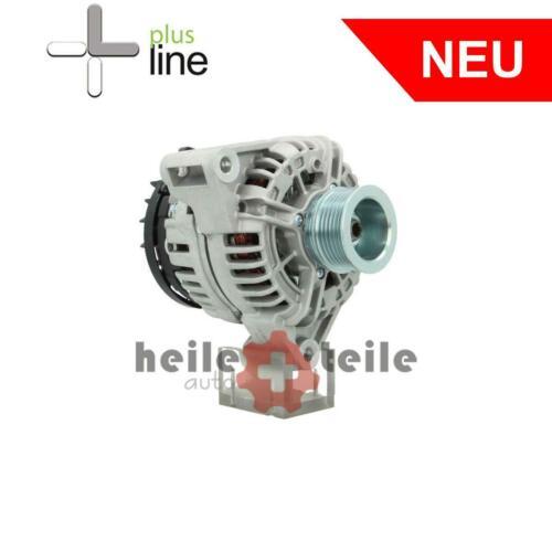 Line NEU 90A 0124325040 Lichtmaschine OEM MERCEDES CLK200 2.0 Kompressor