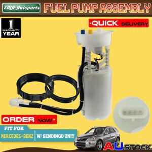 For Mercedes Benz M-Class Fuel Pump Module Assembly W163 ML230 ML350 Petrol New