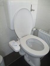 Bidet WC Dusche MIuWARefresh Bidet 1100 Mit Video Anleitung Intimpflege