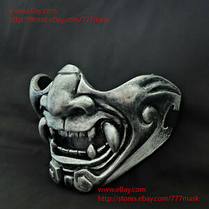 Silver Demon Head Ring Gift