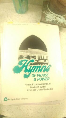 Frederick Swan Hymns of Praise and Power from Crystal Cathedral; organ Bock