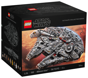 Lego 75192 Ultimate Millennium Falcon stjärnornas krig