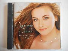 CHARLOTTE CHURCH : ENCHANTMENT    CD ALBUM PORT GRATUIT