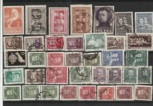 Poland Stamps Ref 13996