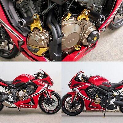 Mudguard Splashguard Fit For Honda CB650R CBR650R 2019 Body Work Parts Frame