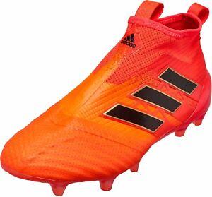 adidas-ACE-17-Purecontrol-FG-J-Sizes-3-5-5-5-Orange-RRP-150-BNIB-BY2187