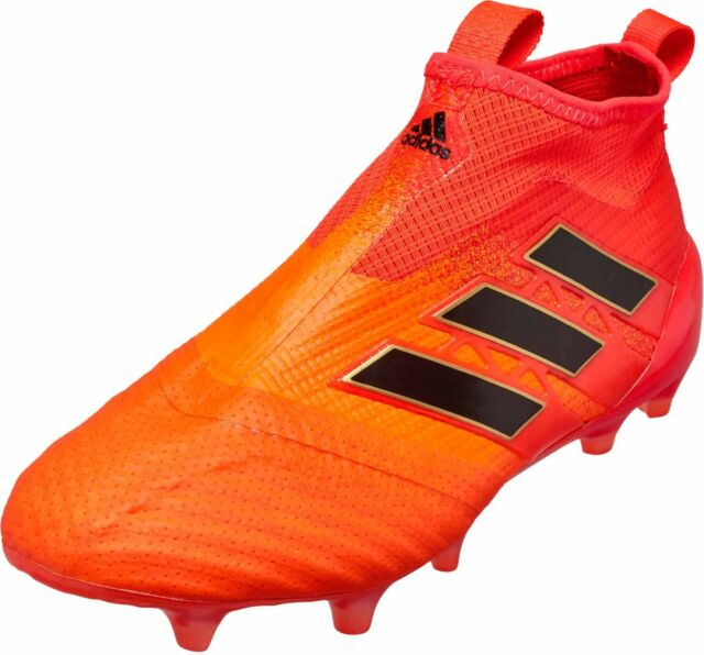felicità Punto di riferimento Data rossa  adidas ACE 17+ Purecontrol FG J Sizes 3.5-5.5 Orange RRP £150 BNIB BY2187  for sale