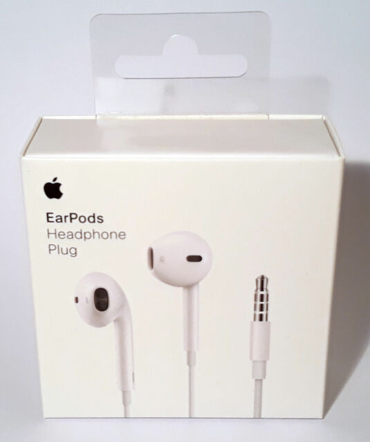 super popular 76bcc 8210b New OEM Original Apple  EarPods-Headphones-for-iPhone-6-5-4-iPod-with-Remote-amp