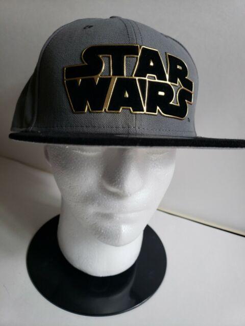 STORM TROOPER Disney STAR WARS Big Face NEW ERA Fitted 5950 59FIFTY Hat CAP