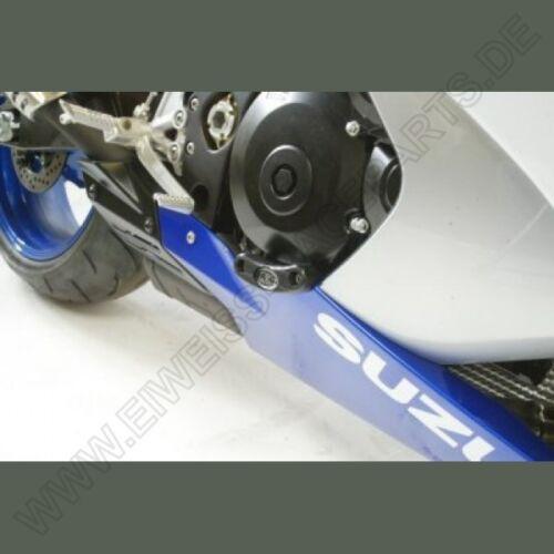 R&G hintere Fußrastenabdeckung KTM RC 125 390 14-16 Rear Footrest Plate 200