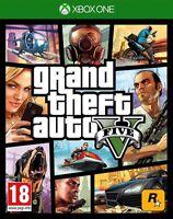 Gta (grand Theft Auto) V - Xbox One - Neuf Sous Blister