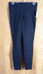 7fc0ee08aad8c0 Women's Old Navy Blue Black Print Houndstooth OPP Leggings Size Size ...