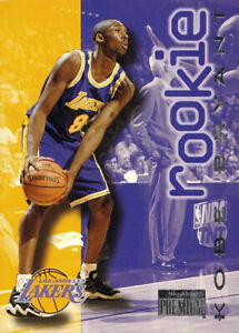 REFRIGERATOR MAGNET of 1996-97 Skybox Kobe Bryant  RC Rookie Card Lakers