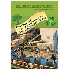 DiseO de una Recicladora de Pet : Estrategias y Cadena de Suministro para Su...