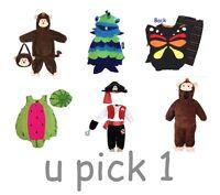 Halloween Costume Baby Boys Girls Unisex Dress Up Trick Treat Bag Infant Toddler