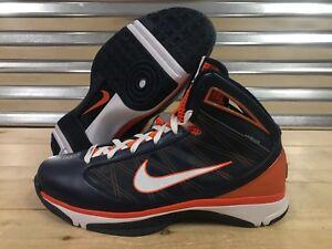 beb7d97471f381 Image is loading Nike-Hyperize-Supreme-NCAA-Illinois-PE-Basketball-Shoes-