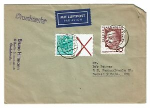 Germany-1960-GDR-Cover-to-USA-Z588