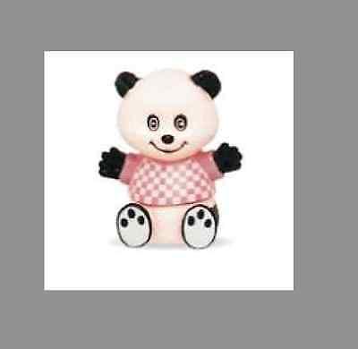 Punto Luce Notturna Lampadina Notte Lampada 0,5w Per Stanza Bambini Baby Panda Pacchetti Alla Moda E Attraenti
