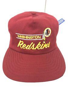Image is loading Vintage-Washington-Redskins-Snapback-Hat-NWT-NEW-NFL- 6e919a5679d9