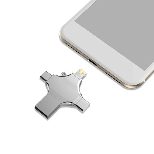 8GB 512 GB Pendrive USB Flash U Drive Memory Stick For iPhone Android PC Type C