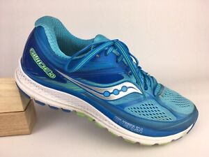 saucony ride 8 mujer plata
