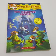 The Haunted Castle by Geronimo Stilton (2011, Paperback)