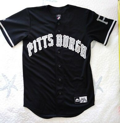 quality design e4317 def98 NWT MLB Pittsburgh Pirates Majestic ANDREW MCCUTCHEN JERSEY S RETAILS for  $100 | eBay