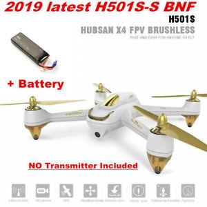 Hubsan H501S S X4 FPV Drone 5.8G Brushless 1080P HD...