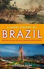A Short History of Brazil: From Pre-Colonial Peoples to Modern Economic Miracle by Gordon Kerr (Paperback, 2014)
