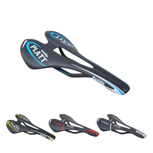 Carbon Fiber Bike Seat Saddle CushionSuper Lightweight MTB Mountain Road Bike