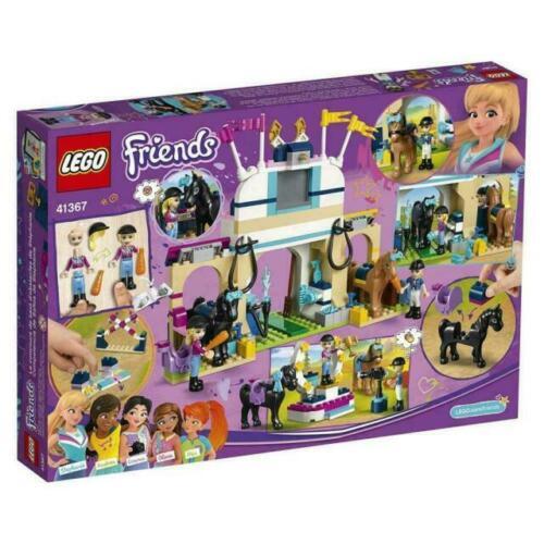 Lego Friends Stephanie/'s Horse Jumping 41367