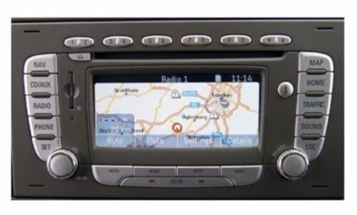 Ford FX Radio Navi Reparatur Focus 8M5T18K931AB Mechanismus Defekt