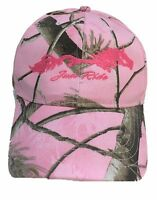 Pink Realtree Camo Horse Hat Just Ride Camouflage Cowgirl Tack Pony